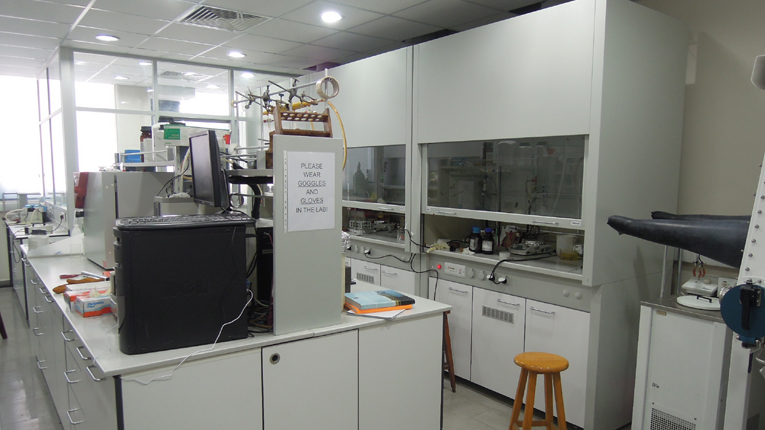 Boğaziçi University Chemical Labs