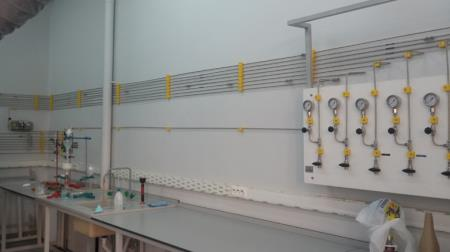 İstanbul Technical University Chemical Labs